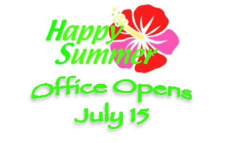 Office Opens